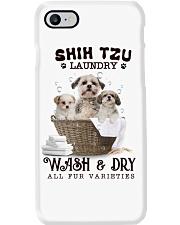 Shih Tzu Laundry Phone Case thumbnail
