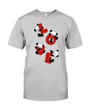 Love Panda Classic T-Shirt front