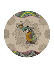 Michigan Mandala TJ1901 Circle Coaster thumbnail