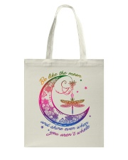 Dragonfly Be Like The Moon T5TE Tote Bag tile