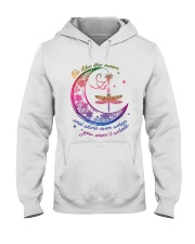 Dragonfly Be Like The Moon T5TE Hooded Sweatshirt tile
