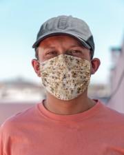 Labrador Retriever Awesome H27840 Cloth face mask aos-face-mask-lifestyle-06