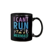 Mermaid I Can't Run Mug thumbnail