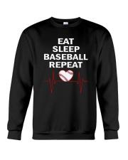Baseball Repeat Crewneck Sweatshirt thumbnail