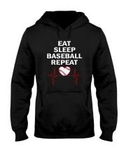 Baseball Repeat Hooded Sweatshirt thumbnail