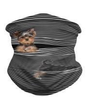 Yorkshire Terrier Striped T8212 Neck Gaiter thumbnail