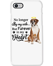 Boxer Forever In My Heart Phone Case thumbnail