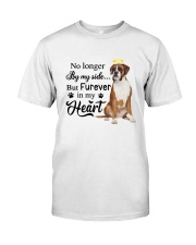 Boxer Forever In My Heart Classic T-Shirt thumbnail