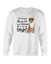 Boxer Forever In My Heart Crewneck Sweatshirt thumbnail