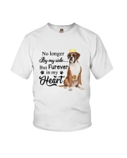 Boxer Forever In My Heart Youth T-Shirt thumbnail