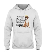 Boxer Forever In My Heart Hooded Sweatshirt thumbnail