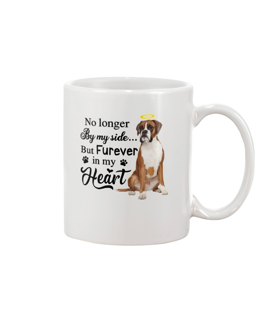 Boxer Forever In My Heart Mug