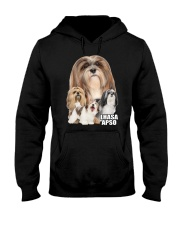 Lhasa Apso Awesome 0506 Hooded Sweatshirt front