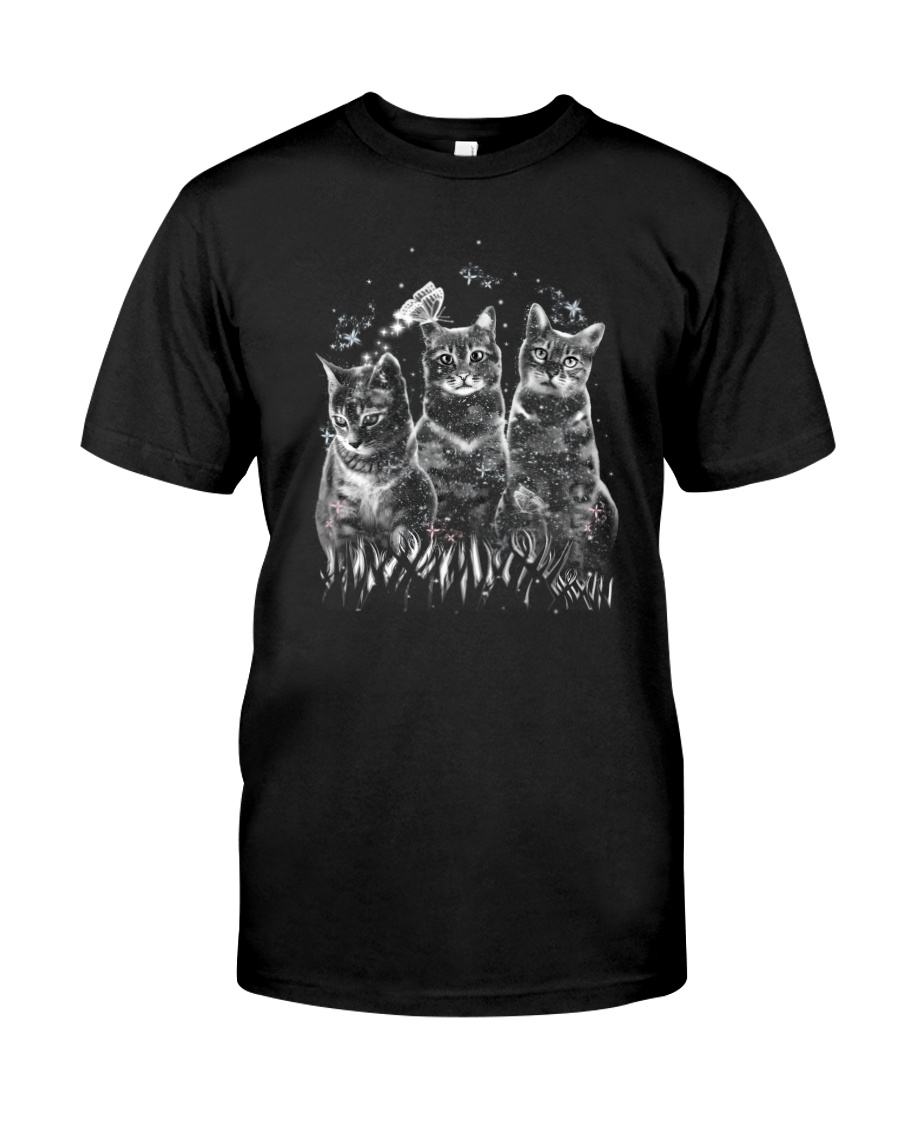NYX - Cats and Sky - 3103 Classic T-Shirt