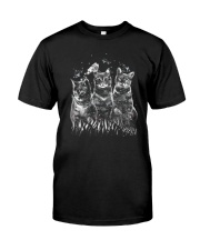 NYX - Cats and Sky - 3103 Classic T-Shirt front
