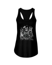 NYX - Cats and Sky - 3103 Ladies Flowy Tank thumbnail