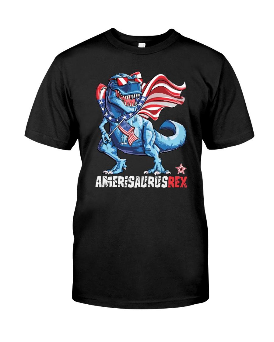 AMERICASAURUS Classic T-Shirt