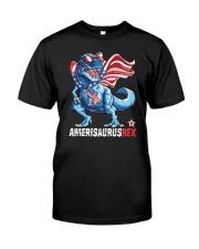 AMERICASAURUS Classic T-Shirt front