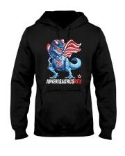 AMERICASAURUS Hooded Sweatshirt thumbnail