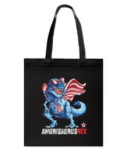 AMERICASAURUS Tote Bag thumbnail