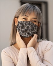 German Shorthaired Pointer Awesome H27859 Cloth face mask aos-face-mask-lifestyle-17
