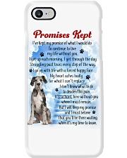 Great Dane - Promise kept Phone Case thumbnail