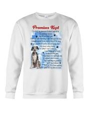 Great Dane - Promise kept Crewneck Sweatshirt thumbnail