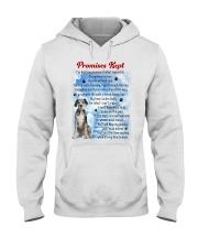 Great Dane - Promise kept Hooded Sweatshirt thumbnail