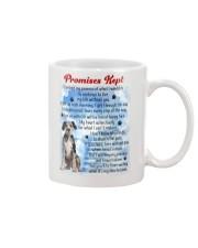 Great Dane - Promise kept Mug thumbnail