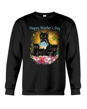 NYX - Black Cat Mom - 1204 Crewneck Sweatshirt tile