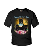 NYX - Black Cat Mom - 1204 Youth T-Shirt thumbnail