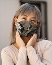 Elephant Break Out G82768 Cloth face mask aos-face-mask-lifestyle-17