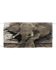 Elephant Break Out G82768 Cloth face mask front