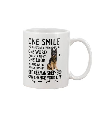 German Shepherd Change Life