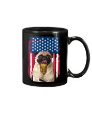 Pug - World's best dad Mug thumbnail