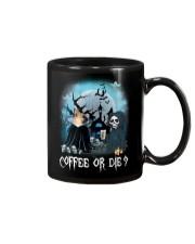 French Bulldog Coffee or Die Mug thumbnail