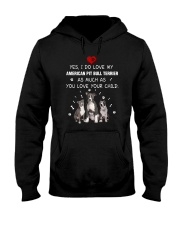NYX - My American Pit Bull Terrier - 0904 Hooded Sweatshirt thumbnail