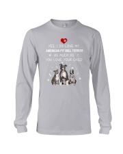 NYX - My American Pit Bull Terrier - 0904 Long Sleeve Tee thumbnail