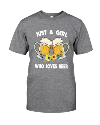 Beer Just A Girl