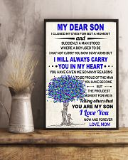 Family - My Dear Son 11x17 Poster lifestyle-poster-3