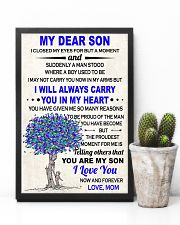 Family - My Dear Son 11x17 Poster lifestyle-poster-8