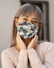 Motorbike Tropical Vintage T824 Cloth face mask aos-face-mask-lifestyle-17