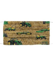 Green Tractor G82517 Cloth face mask front