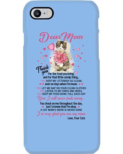 Cat Dear Mom