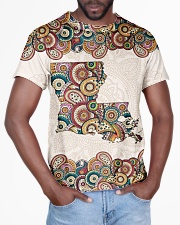 Louisiana Mandala Pattern T5TO All-over T-Shirt aos-all-over-T-shirt-lifestyle-front-03