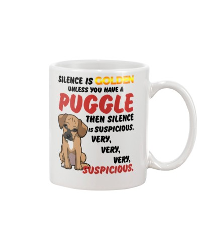 Puggle - Silence is very suspicious