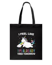 NYX - Unicorn Feel Like - 2702 Tote Bag thumbnail