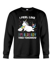 NYX - Unicorn Feel Like - 2702 Crewneck Sweatshirt thumbnail