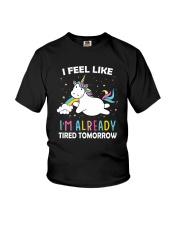 NYX - Unicorn Feel Like - 2702 Youth T-Shirt thumbnail