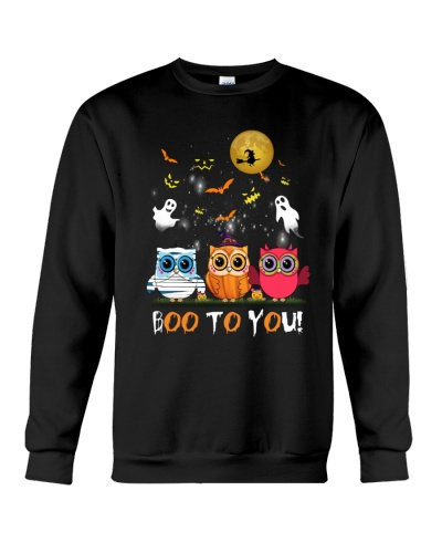Owl Boo To You